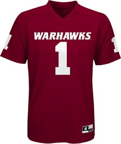 Boys' University of Louisiana at Monroe Football Jersey Performance T-shirt
