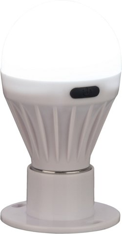 PortaBulb COB LED Grab-and-Go Cordless Light Bulb