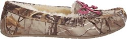 Women's Kiltie Realtree Xtra Camo Moc Slippers