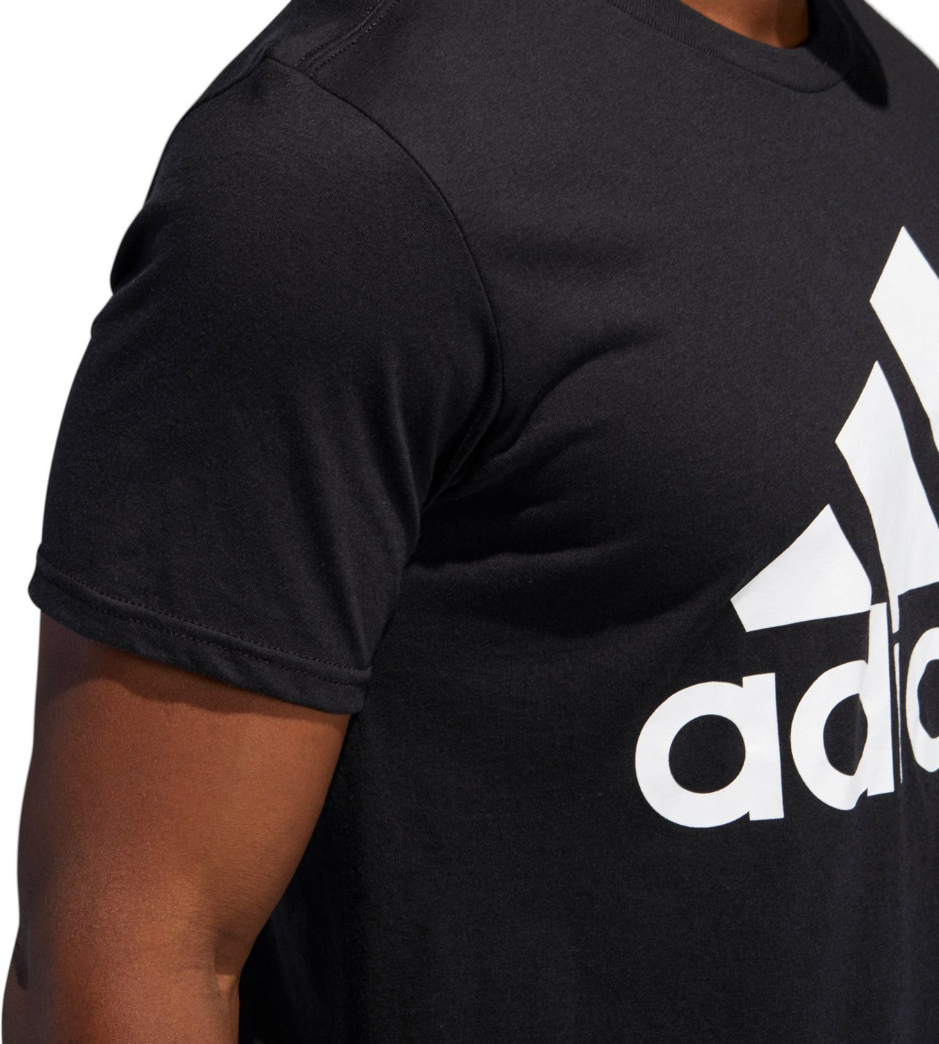 adidas Men's Badge of Sport Classic T-shirt - view number 4