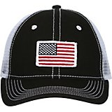 491dec95122 Academy Sports + Outdoors Men s American Flag Trucker Hat