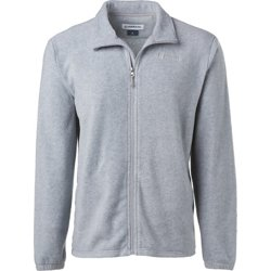 Men's Polar Fleece Full Zip Jacket