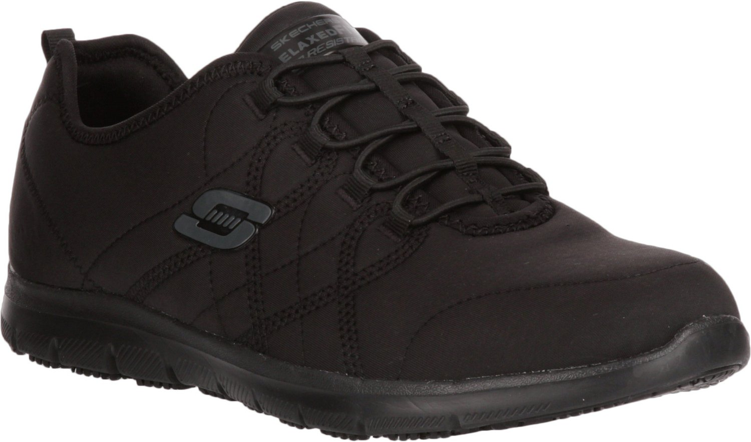 c4ca250d3fec SKECHERS Women s Ghenter Srelt SR Work Shoes