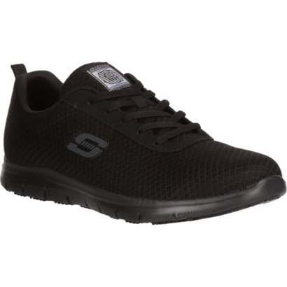 0aa0e153b4c ... SKECHERS Women s Work Relaxed Fit Ghenter Bronaugh Slip-Resistant Work  Shoes. Women s Work Boots. Hover Click to enlarge