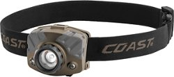 Coast Rechargeable Focusing LED Headlamp