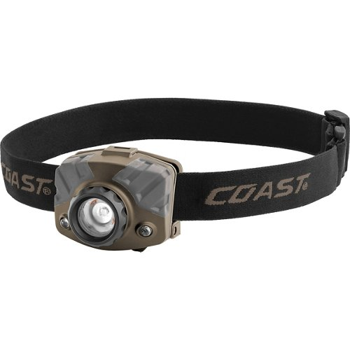 Coast Rechargeable Focusing LED Headlamp