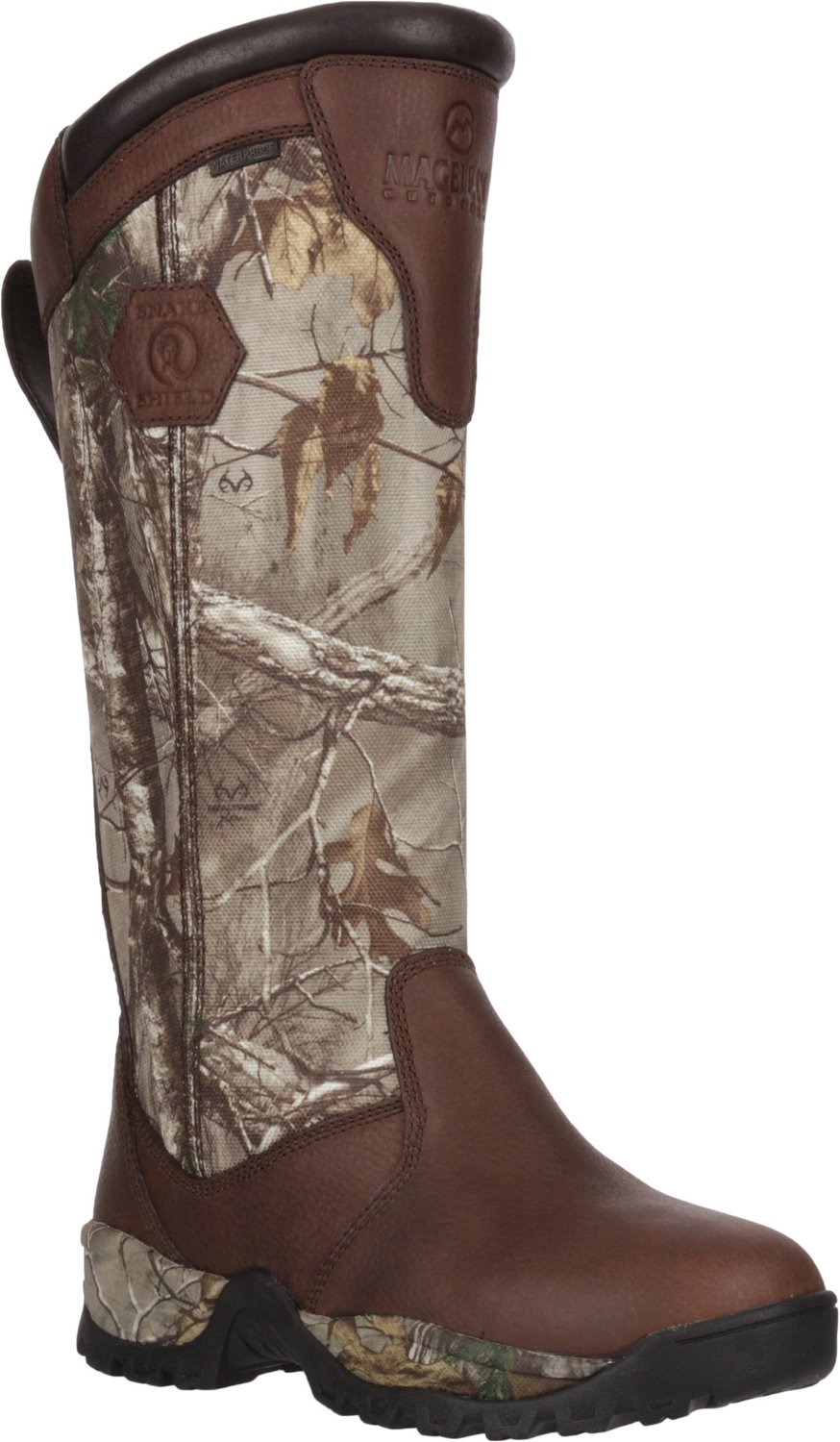 Magellan Outdoors Men's Snake Shield Armor II Hunting Boots - view number 2
