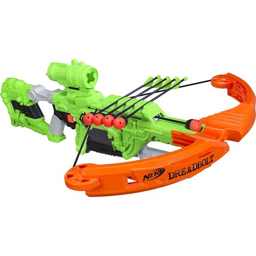 NERF Zombie Strike Dread Bolt Crossbow
