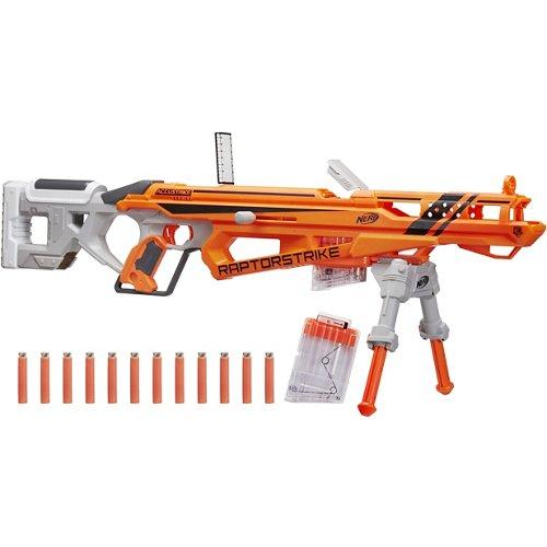 NERF Accustrike Raptorstrike Blaster Set