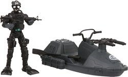 Excite U.S. Navy SEALS Watercraft Playset