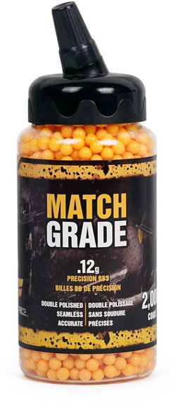 GameFace Premier Ammo Airsoft BBs 2,000-Pack