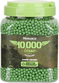 Monarch .20 g Biodegradable Airsoft Ammunition