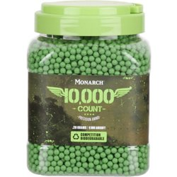 .20 g Biodegradable Airsoft Ammunition