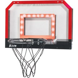 Light-Up Pro Hoops Basketball Set