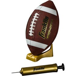 Junior Grip-Rite Football and Pump Set