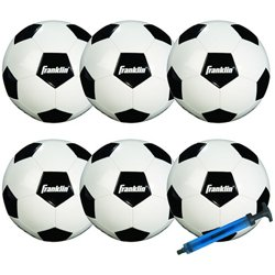 Kids' Comp 100 Soccer Balls 6-Pack