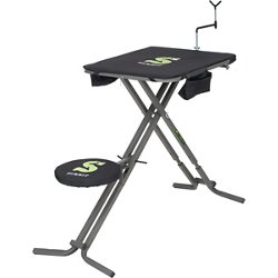 The Summit Shooter Ironing Board Shooting Bench