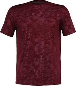 BCG Men's Turbo Emboss Short Sleeve T-shirt