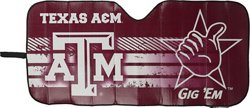 Team ProMark Texas A&M University Auto Sun Shade