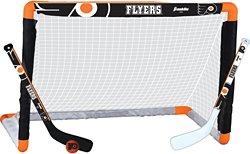 Franklin Philadelphia Flyers Mini Hockey Goal Set