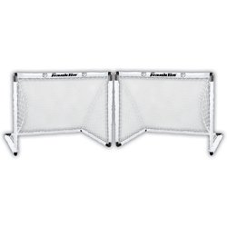 3 ft x 4.5 ft MLS Youth Soccer Goal 2 Pack