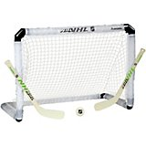 Franklin NHL Light-Up Mini Hockey Goal Set