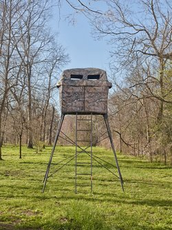 Game Winner 2-Man Quad Pod Realtree Xtra Accessory Kit