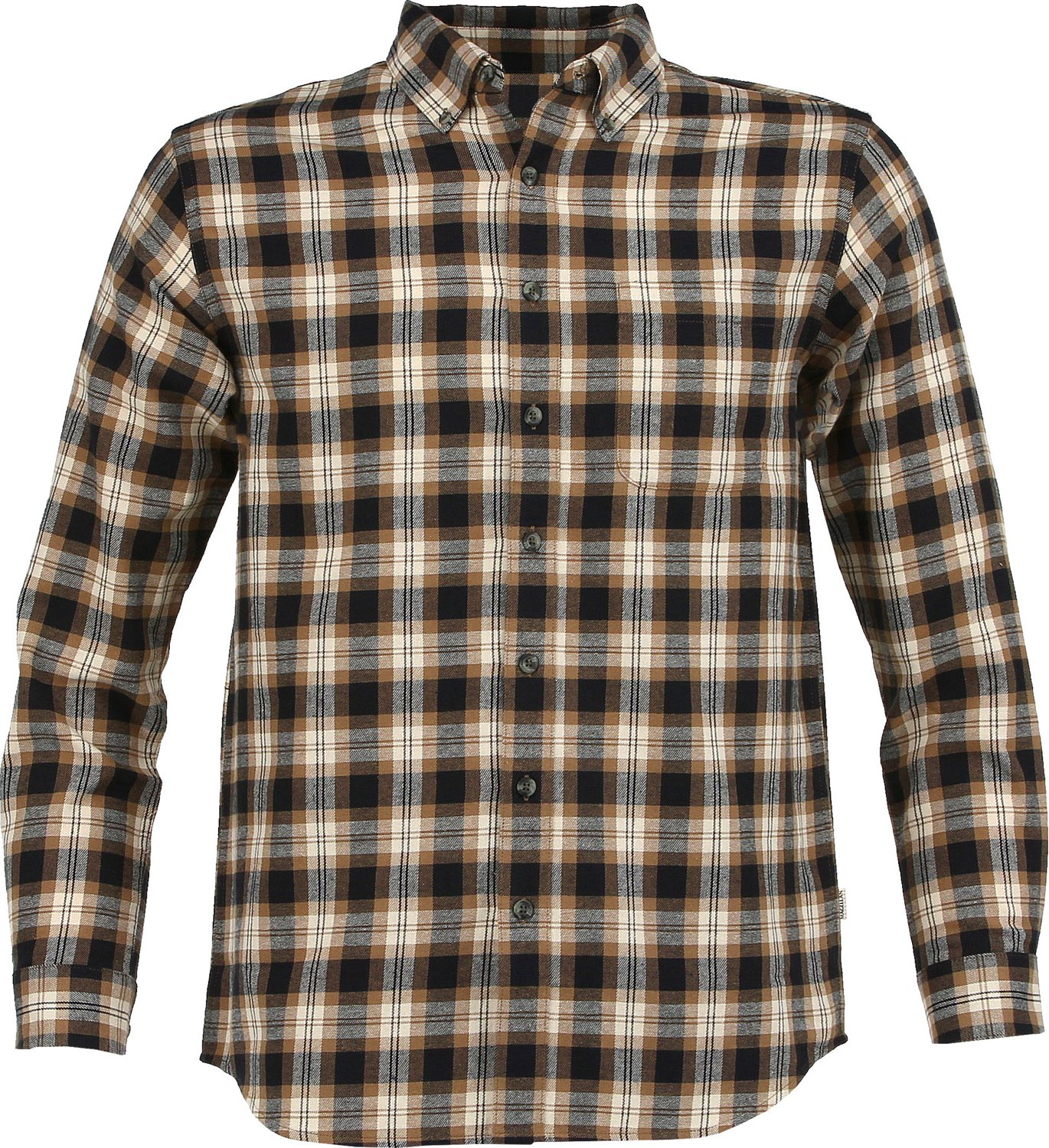 2d6aa5ec Magellan Outdoors Men's Canyon Creek Plaid Long Sleeve Shirt | Academy