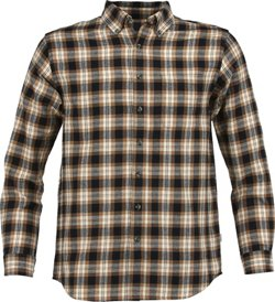 Men's Canyon Creek Plaid Long Sleeve Shirt