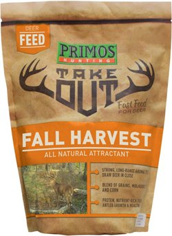 Take Out Fall Harvest 5 lbs Deer Attractant