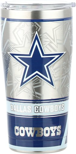Tervis Dallas Cowboys 20 oz Stainless-Steel Tumbler