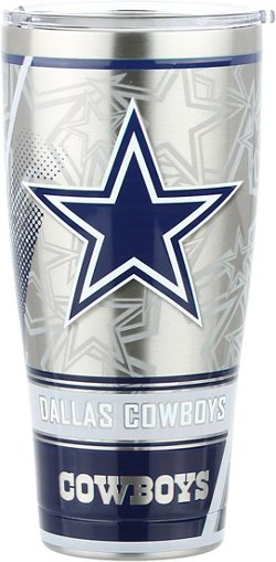 Tervis Dallas Cowboys 30 oz Stainless-Steel Tumbler