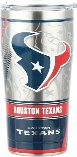 Tervis Houston Texans 20 oz Stainless-Steel Tumbler