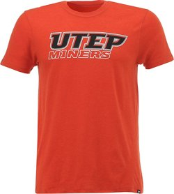 '47 University of Texas at El Paso Wordmark Club T-shirt