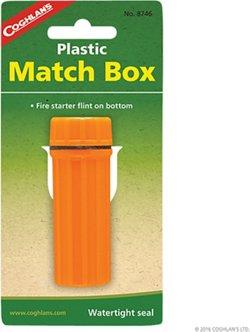 Coghlan's Plastic Matchbox