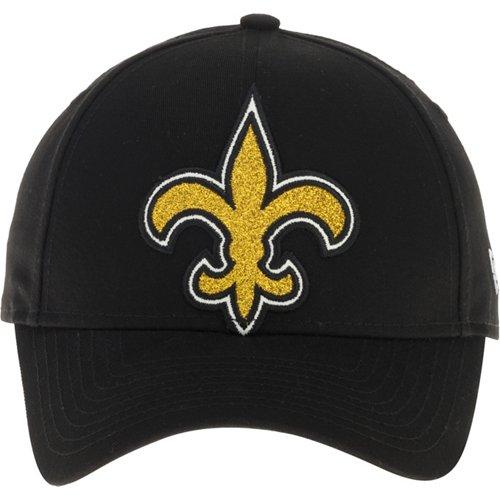 New Era Women's New Orleans Saints Glitter Glam 9FORTY Cap