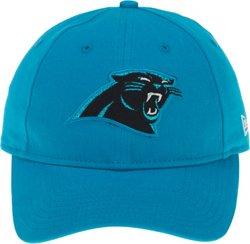 New Era Women's Carolina Panthers 9TWENTY Team Glisten Cap