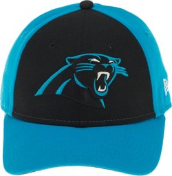 New Era Men's Carolina Panthers 9FORTY The League Blocked Cap