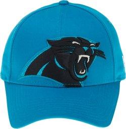 New Era Women's Carolina Panthers Glitter Glam 9FORTY Cap
