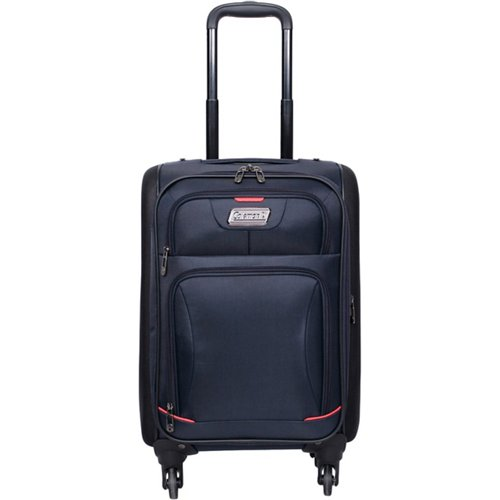 Coleman 28 in Emporia Molded Soft-Side Upright Suitcase