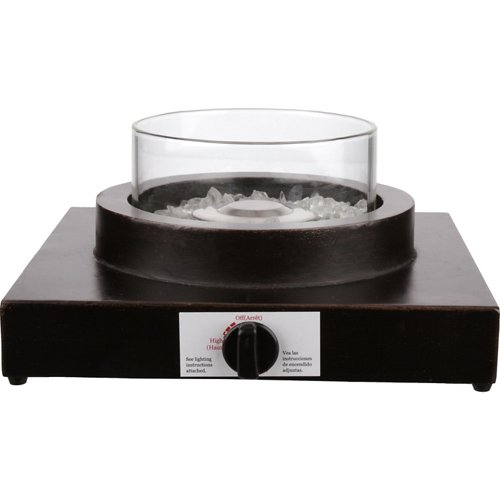 Mosaic 14 in Round Gas Tabletop