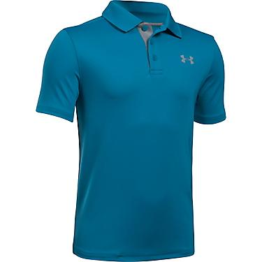 low price sale vivid and great in style good service Under Armour Boys' Match Play Golf Polo Shirt