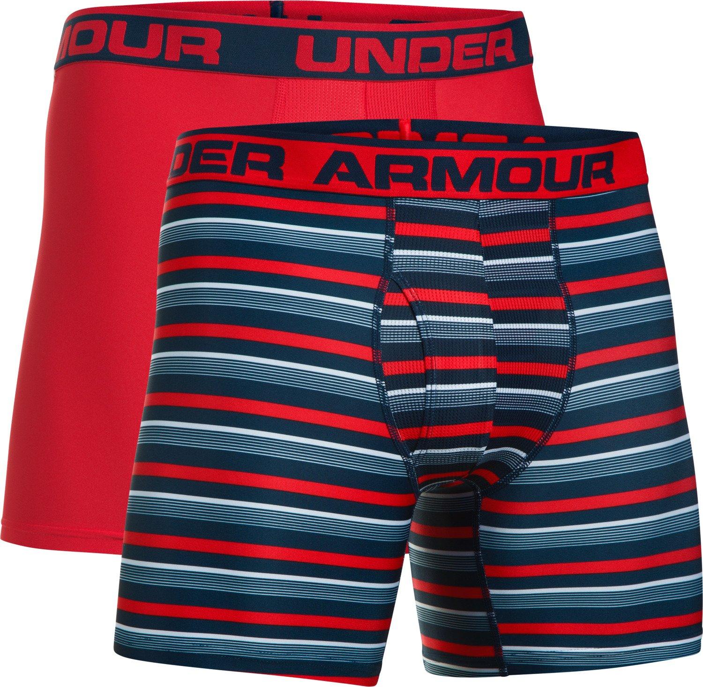 Under Armour Men's Original Boxers 2-Pack