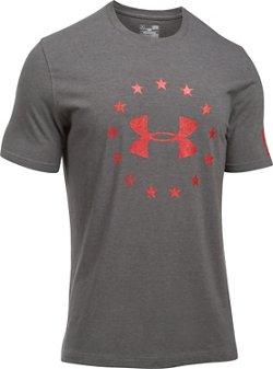 Under Armour Men's Freedom Logo T-shirt