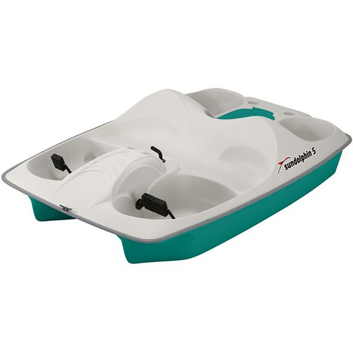Sun Dolphin 5-Seat 96 in Pedal Boat