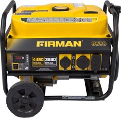 Performance Series 4450/3550 W Generator