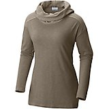 Columbia Sportswear Women's Easygoing Plus Size Long Sleeve Cowl Tunic Shirt