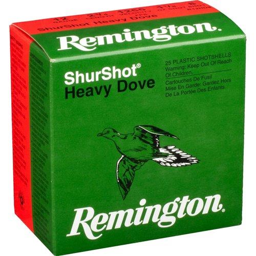 Remington ShurShot Heavy Dove 12 Gauge 8  Shotshells