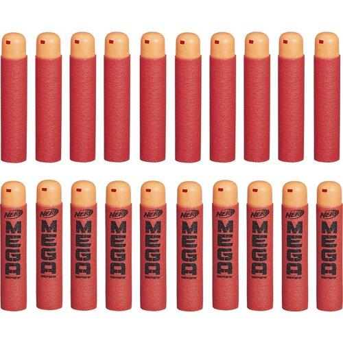 NERF N-Strike Mega Dart Refills 20-Pack