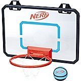 NERF Sports Nerfoop Pro Series Basketball and Hoop Set